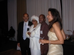 Honoring our Doctors - Haskel Holmes, MD; Shirley Smith, PhD; Rogilio Thmopson, DDS, Denise Harrison, DC