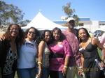 Tyra, Tracey, Paula, Karen, Joann and Gentleman (pls correct to his name)